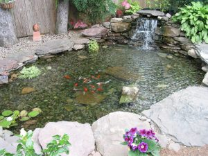 Water Features Can Help You Relax This Fall