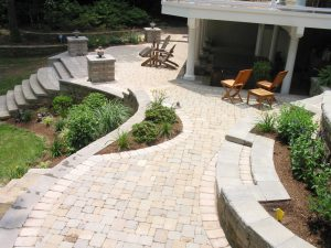 Concrete Hardscaping