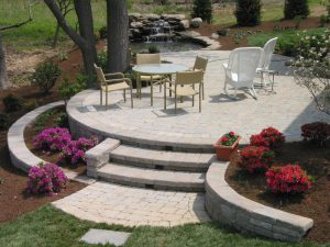 Spring Maintenance Patio