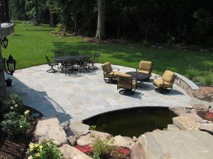 5 Benefits of a Stone Patio