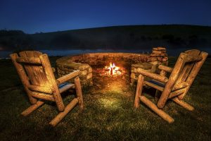 Fire Safety Around the Fire Pit