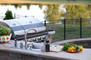 Winter is a Great Time to Start Designing Your New Outdoor Kitchen!