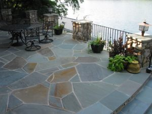 3 Perks of Building a Natural Stone Patio
